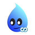 Drippy the Raindrop logo