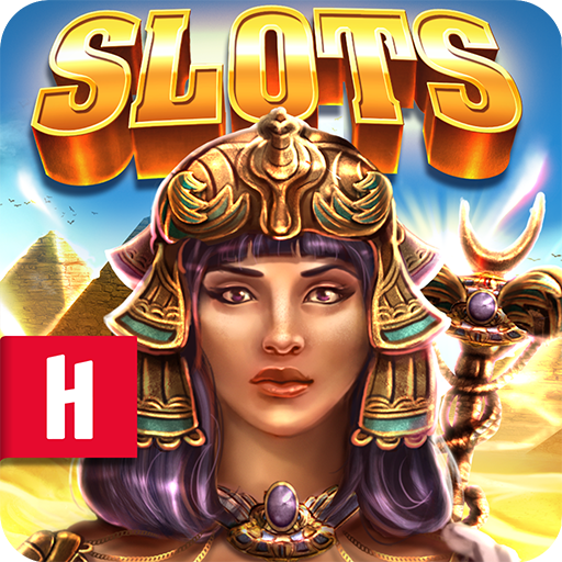 Cleopatra Casino - FREE Slots LOGO-APP點子