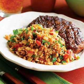 Southwestern Rice Pilaf.