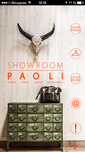 Showroom Paoli Marseille