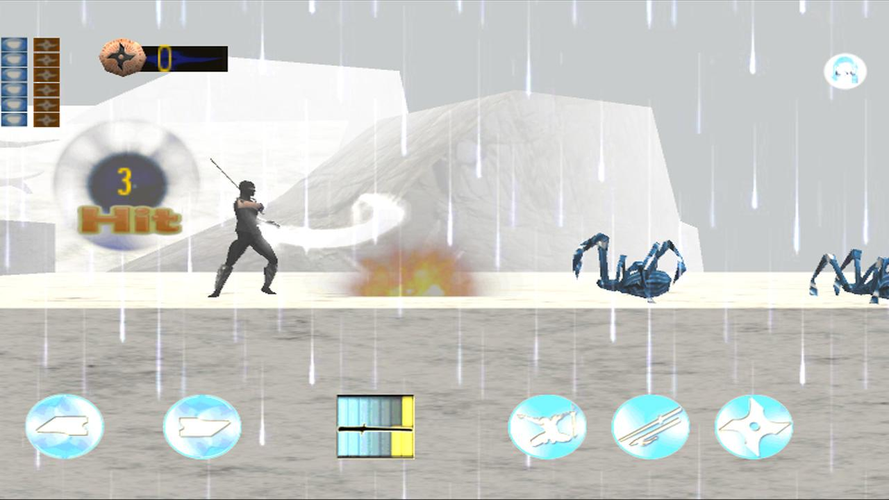 Eu Ninja Action Game Fight - screenshot