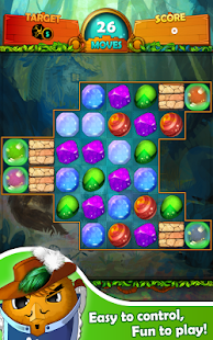 Gem Gem Blitz - Match 3 Game- screenshot thumbnail
