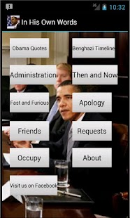 Obama, In His Own Words- screenshot thumbnail