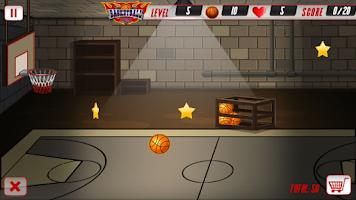 Screenshot of Basketball PRO