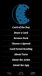 Masonic Tarot - screenshot thumbnail