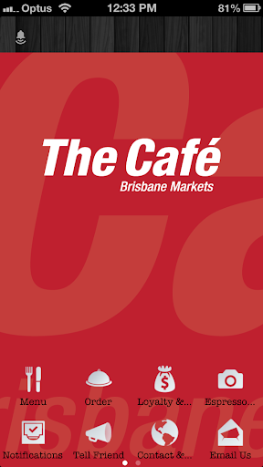 The Cafe At Brisbane Markets