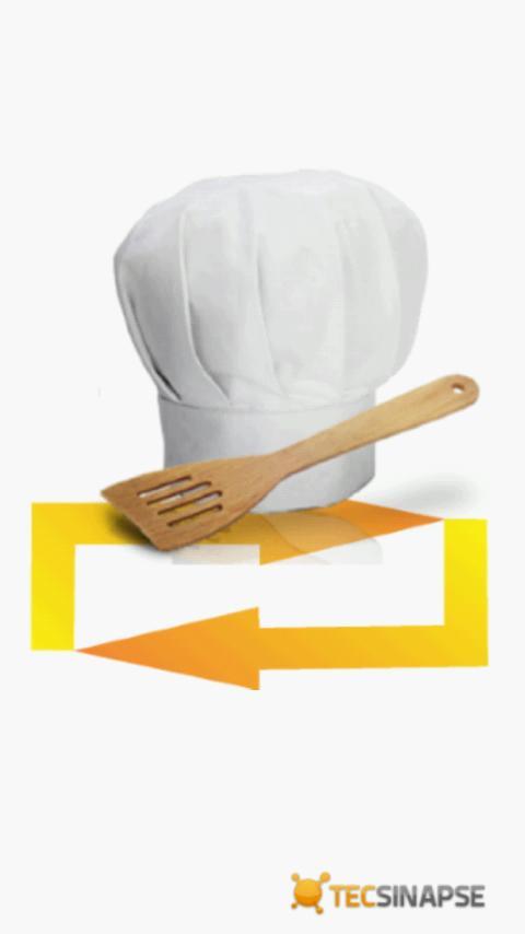 Medidas Culinárias: captura de tela
