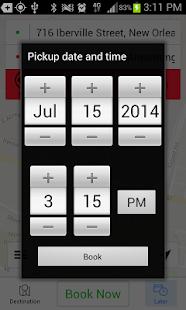 Nawlins Cab - screenshot thumbnail