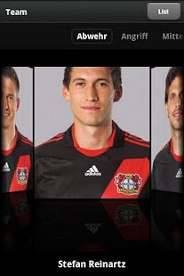 Bayer 04 Leverkusen - screenshot thumbnail