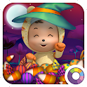 Hutos Halloween Sticker Book icon