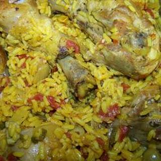 Spanish Rice Chicken I