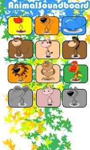 AnimalSoundboard for Kids