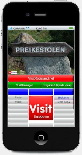 VisitRogaland VisitEurope.no