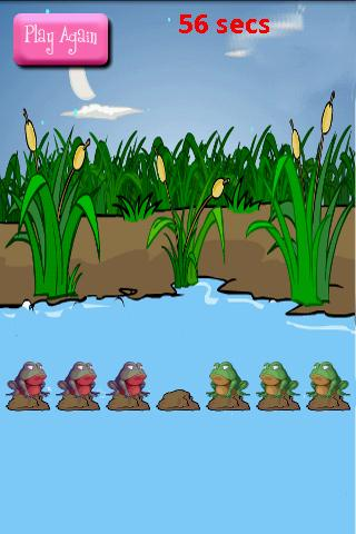 Frog IQ Game - screenshot