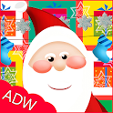 Santa Claus Theme for ADW icon