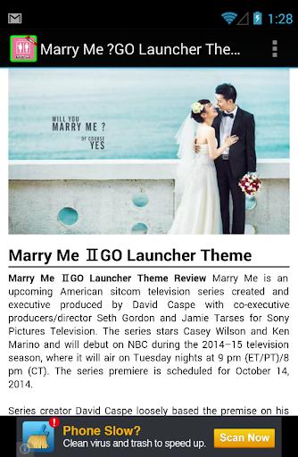 玩娛樂App|Official New Marry Me Theme免費|APP試玩