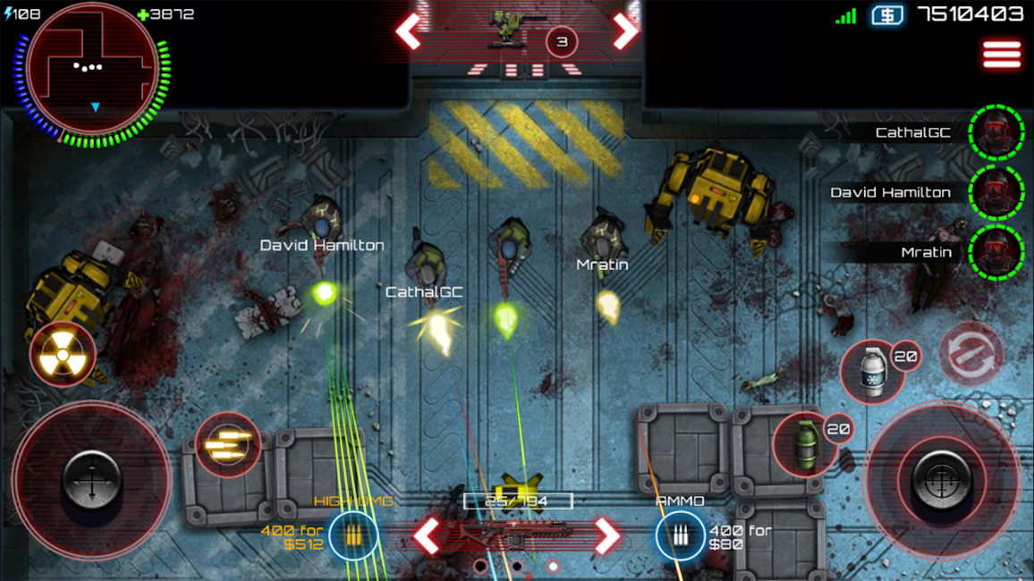 #2. SAS: Zombie Assault 4 (Android)