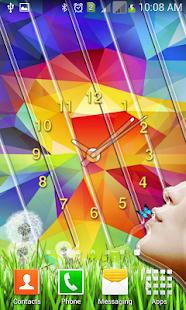 Galaxy S5 Clock