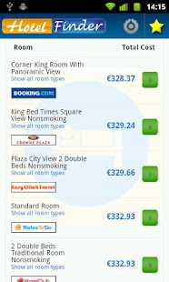 Hotel Finder - Book Hotels- screenshot thumbnail