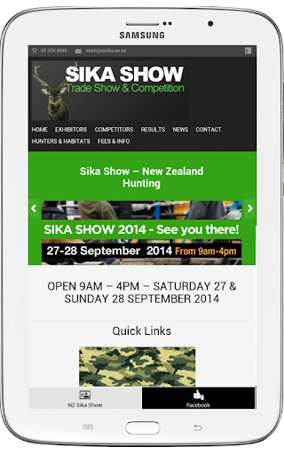 Sika Show NZ
