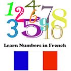 Numéros en français icon