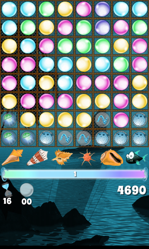 Pearls Deluxe- screenshot