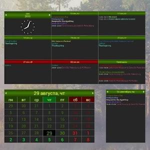 Google calendar widgets 個人化 App LOGO-APP試玩