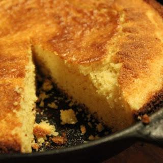 Sweet Cornbread.