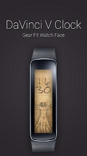 DaVinci V Clock for Gear Fit