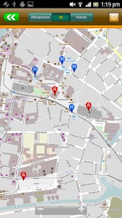 Ghent Offline Map Travel Guide Android Apps on Google Play