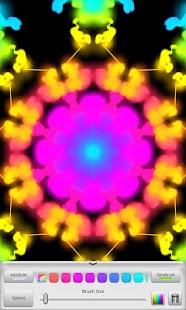 Kaleidoscope Painter - Free Ed- screenshot thumbnail