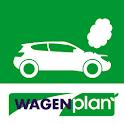 WagenPlan Schade logo