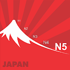 Nihongo Lite by 24by7exams.com icon