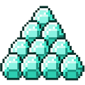Diamond LWP for Minecraft icon