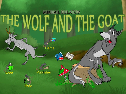 The wolf and the goat EN-IT