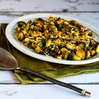 Brussels Sprouts With Pine Nuts Recipes.