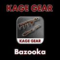 KAGE GEAR – Bazooka Shots x5 logo