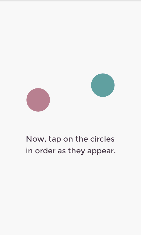 Circular: Memorize the Circles - screenshot