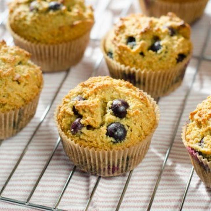 Blueberry Paleo Muffins Recipe