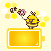 Rilakkuma Battery Widget 12