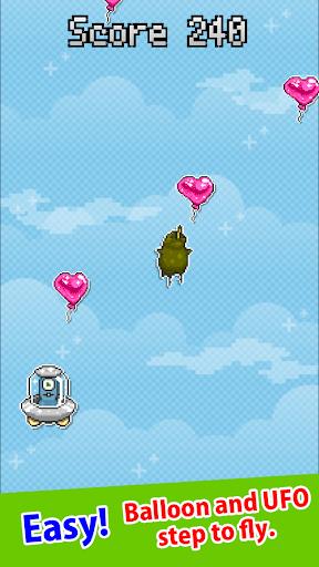 【免費動作App】Flying Kiwi - Dot Swipe Action-APP點子