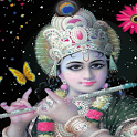 God Krishna Live Wallpaper icon
