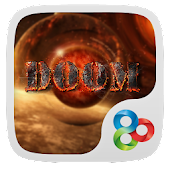DOOM GO Launcher Theme