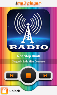 Free Radio Tuner- screenshot thumbnail