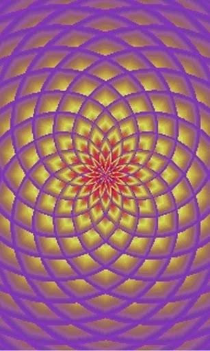 Lotus pattern generator