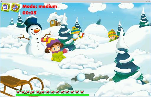Nela Snow Fight