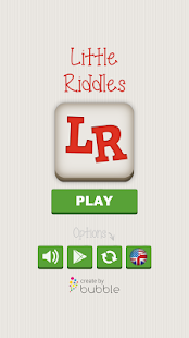 Little Riddles - Word Game