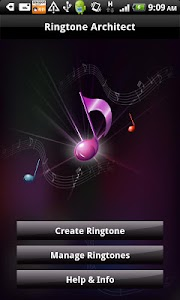 Ringtone Architect Pro v1.3 (build 6)