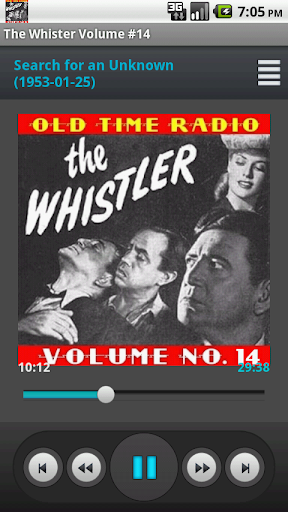 The Whistler OTR Vol. 14