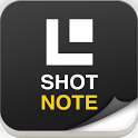 SHOT NOTE icon